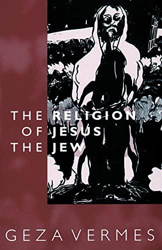 9780800627973: The Religion of Jesus the Jew