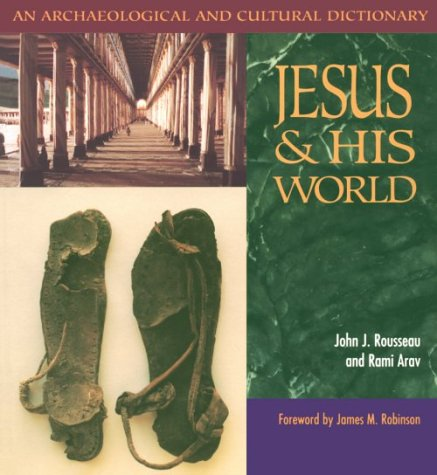 9780800628055: Jesus and His World: An Archaeological and Cultural Dictionary