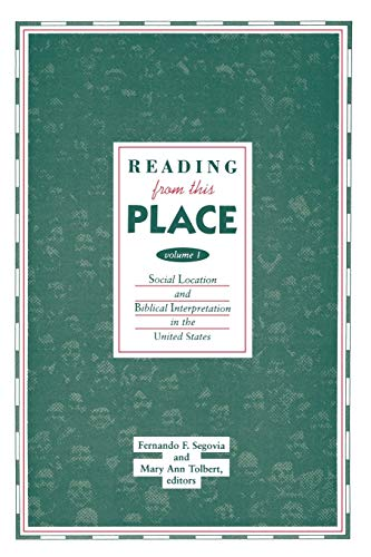 Reading from This Place: Volume 1