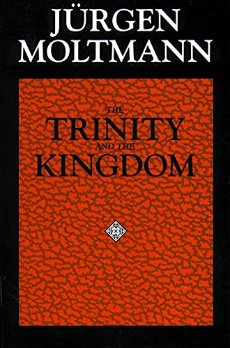 9780800628253: The Trinity and the Kingdom: The Doctrine of God