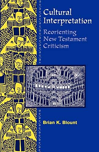 Cultural Interpretation: Brian Blount