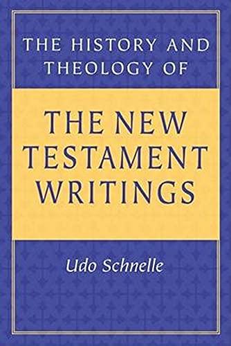 9780800629526: History Theology of NT Writing