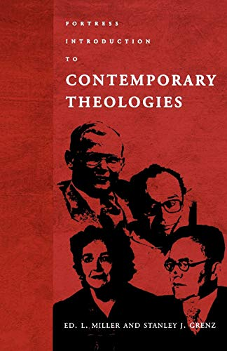 9780800629816: Fortress Introduction to Contemporary Theologies