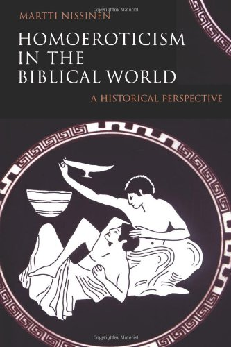9780800629854: Homoeroticism in the Biblical World: An Historical Perspective