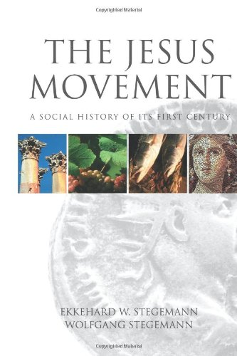 9780800630096: The Jesus Movement: A Social History of Its First Century