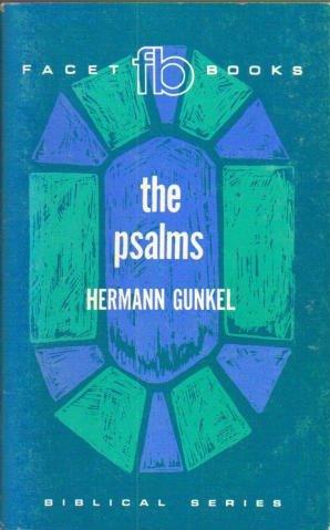 9780800630430: Psalms: A Form-Critical Introduction
