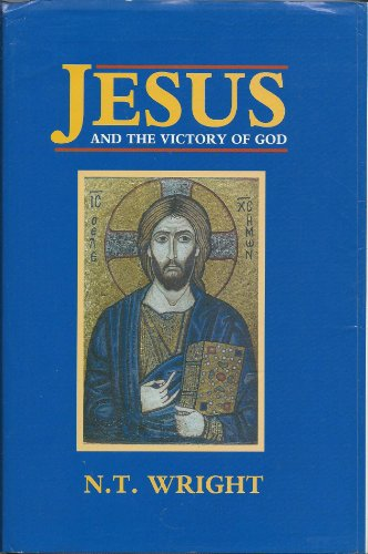 9780800630898: Jesus and the Victory of God: Christian Origins and the Question of God: Vol 2