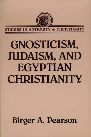 9780800631048: Gnosticism, Judaism, and Egyptian Christianity (Studies in Antiquity & Christianity (Augsburg)) (Studies in Antiquity and Christianity)