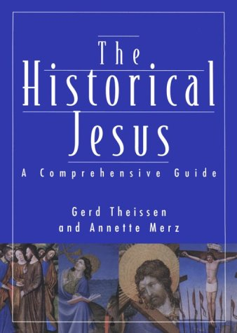 9780800631239: Historical Jesus Cloth Edition