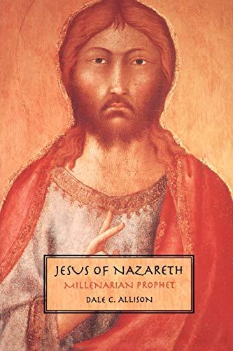 9780800631444: Jesus of Nazareth: Millenarian Prophet