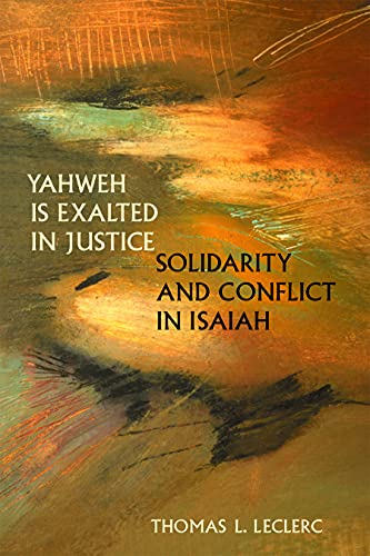 9780800632557: Yahweh Is Exalted in Justice