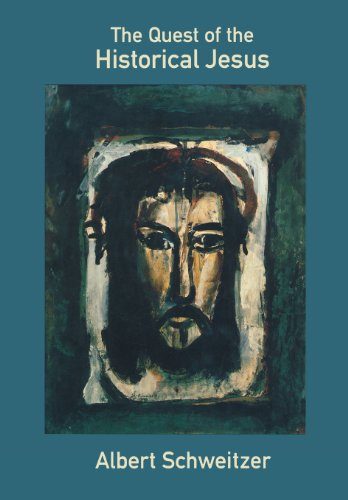 9780800632885: The Quest of the Historical Jesus