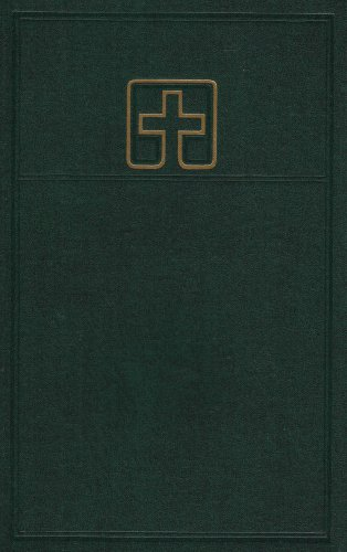 9780800633301: Lutheran Book of Worship (Pew Edition)