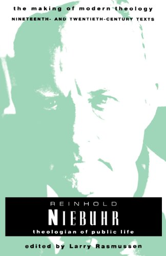 9780800634070: Nieburh Reinhold (Making of Modern Theology)