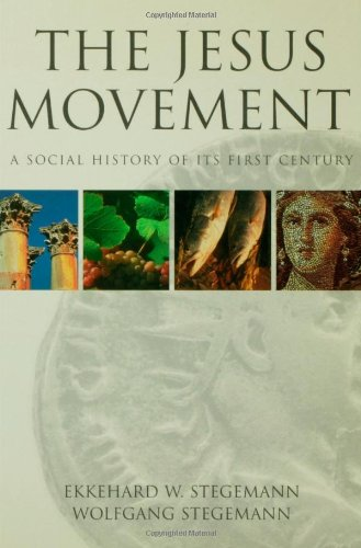 9780800634254: The Jesus Movement: A Social History of Its First Century