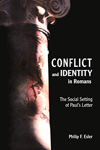 9780800634353: Conflict and Identity in Romans