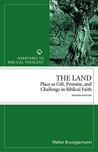 9780800634629: Land Revised Edition (Overtures to Biblical Theology)