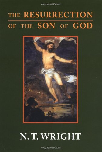 9780800636159: The Resurrection of the Son of God (Christian Origins and the Question of God)