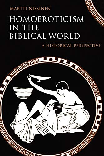 9780800636456: Homoeroticism in the Biblical World: A Historical Perspective