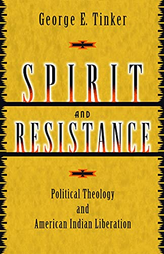 9780800636814: Spirit and Resistance: Political Theology and American Indian Liberation