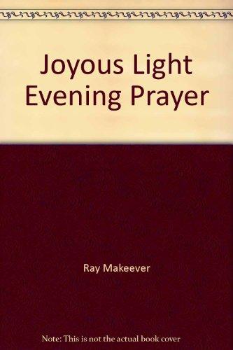 9780800659318: Joyous Light Evening Prayer (Evening and Morning Prayer)