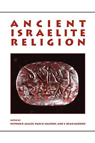 9780800662929: Ancient Israelite Religion: Essays in Honor of Frank Moore Cross