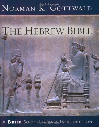 9780800663087: The Hebrew Bible: A Brief Socio-literary Introduction