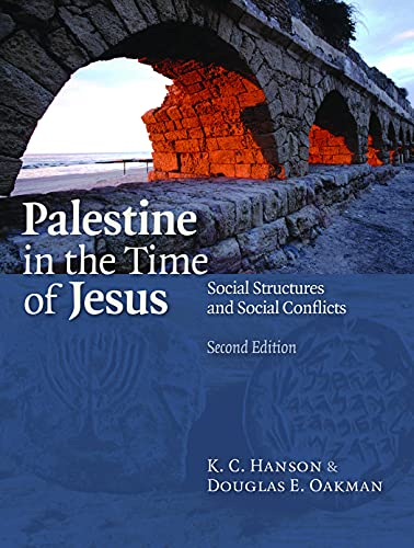 9780800663094: Palestine in the Time of Jesus: Social Structures and Social Conflicts