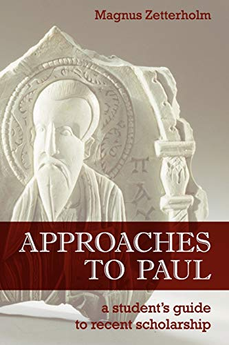 9780800663377: Approaches to Paul: A Student's Guide to Recent Scholarship
