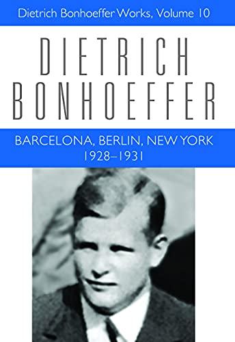 Barcelona, Berlin, New York: 1928-1931