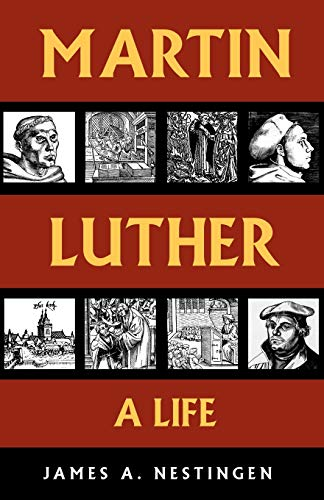 9780800697143: Martin Luther: A Life