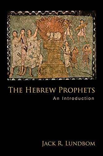 9780800697372: The Hebrew Prophets: An Introduction