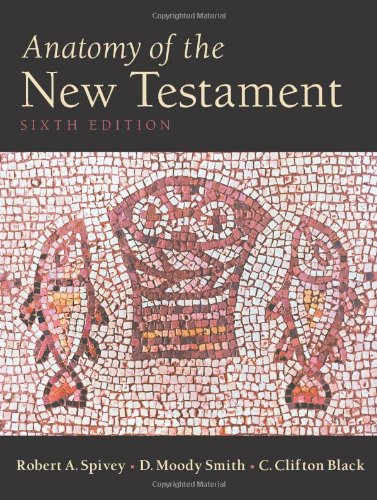 9780800697709: Anatomy of the New Testament