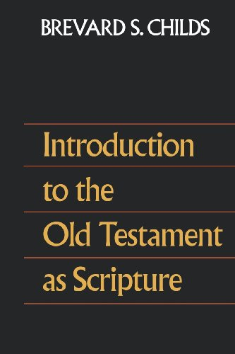 9780800698331: Introduction to the Old Testament As Scripture