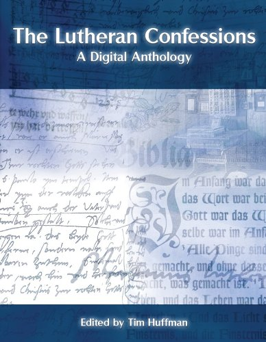 9780800698423: The Lutheran Confessions: A Digital Anthology