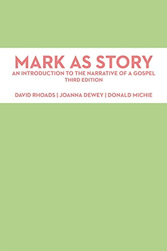 9780800699093: Mark As Story: An Introduction to the Narrative of a Gospel