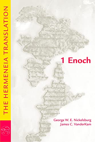 9780800699109: 1 Enoch: The Hermeneia Translation