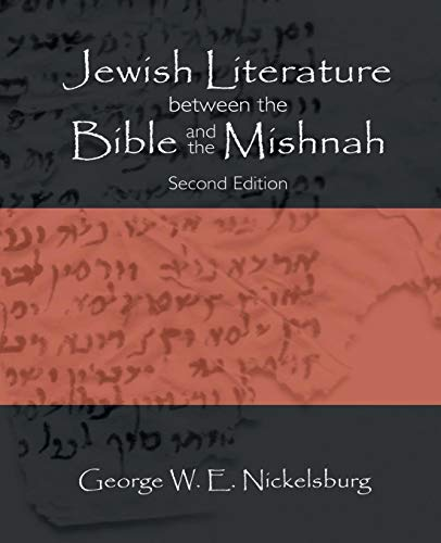 9780800699154: Jewish Literature Between the Bible and the Mishnah: A Historical and Literary Introduction
