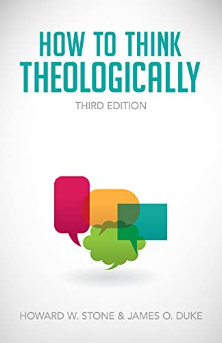 9780800699321: How to Think Theologically