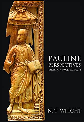 9780800699635: Pauline Perspectives: Essays on Paul, 1978-2013