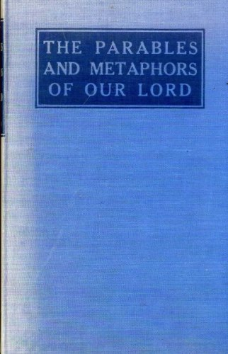 9780800702458: Parables and Metaphors of Our Lord