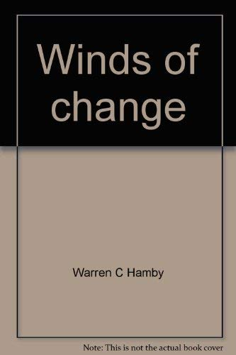 9780800704490: Winds of change;: Finding God's direction in turbulent times