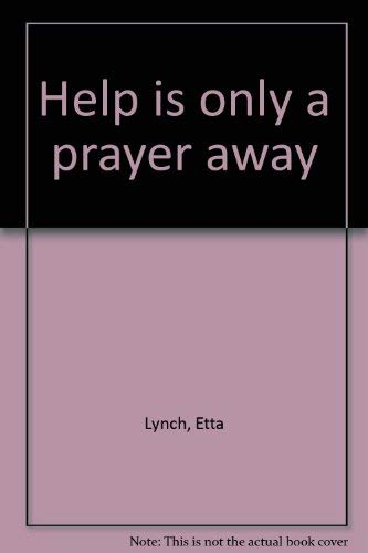 9780800704964: Help is only a prayer away