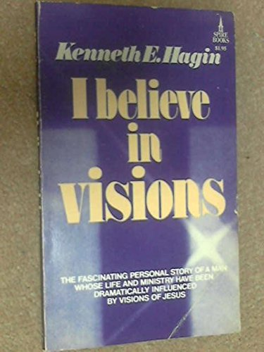 9780800705770: I believe in visions