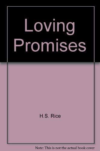 9780800707378: Loving Promises
