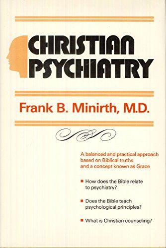 9780800708429: Christian Psychiatry