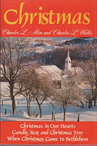 christmas christmas in our hearts candle star charles l allen