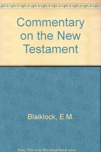 9780800709204: Commentary on the New Testament