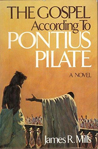 9780800709532: Gospel According to Pontius Pilate