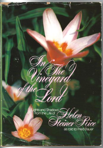 9780800710361: In the Vineyard of the Lord